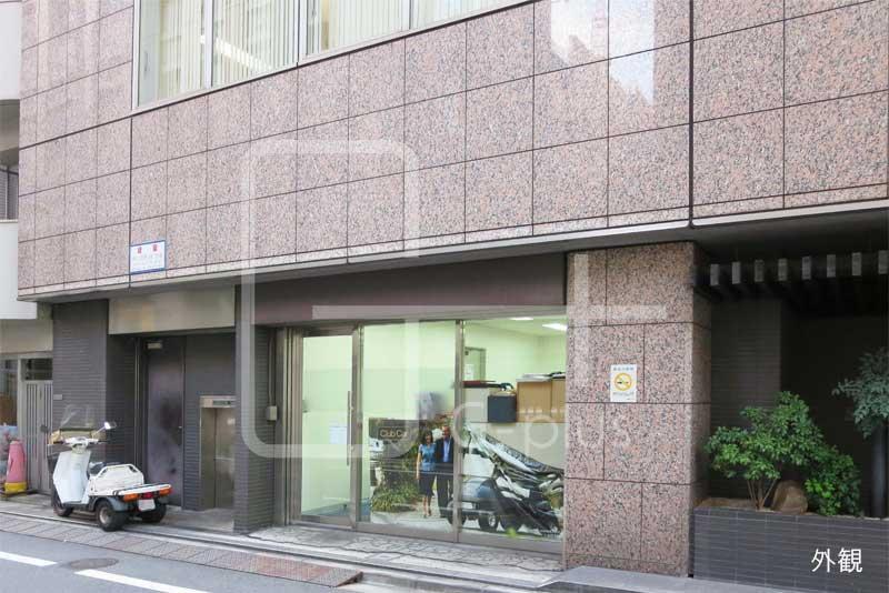 中央市場通り角地の貸事務所 4階のイメージ