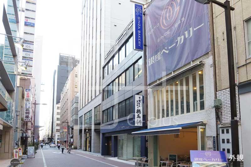 銀座レンガ通りの店舗事務所 5階51号室のイメージ
