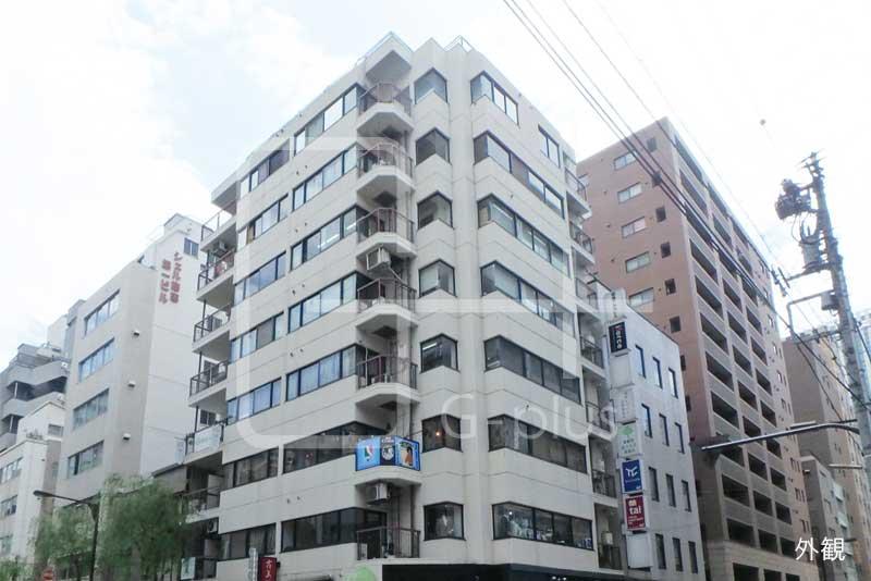 柳通り×木挽町仲通りのマンション 7階のイメージ