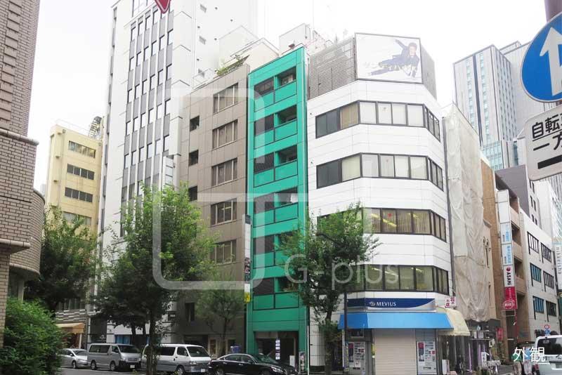 交詢社通りのメゾネット店舗事務所 7階+8階のイメージ