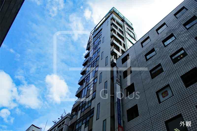 GINZA SIX裏の新築商業ビル 3階のイメージ