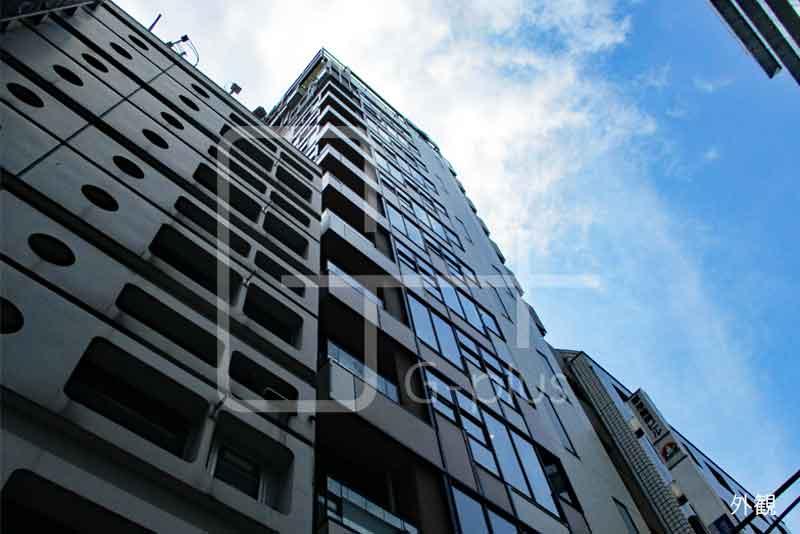 GINZA SIX裏の新築商業ビル 8階のイメージ