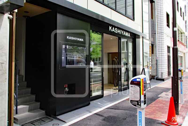 GINZA SIX裏の新築商業ビル 10階のイメージ