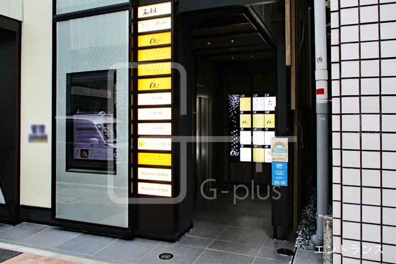 GINZA SIX裏の新築商業ビル 11階のイメージ