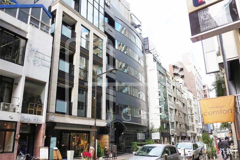 銀座1丁目38.56坪の貸事務所 2階のイメージ