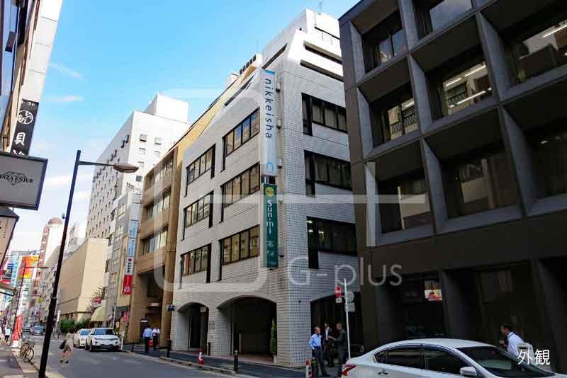 銀座7丁目の1階貸店舗事務所のイメージ