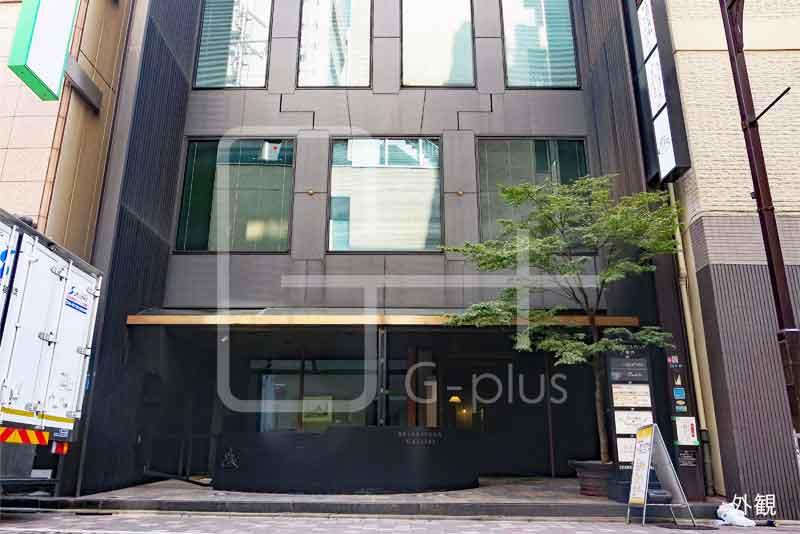 銀座5丁目あづま通りの貸店舗 1階+2階のイメージ