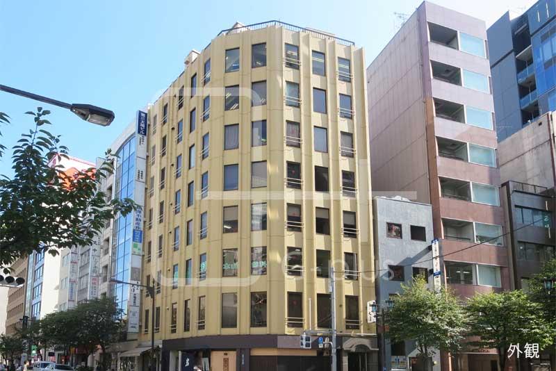 並木通り×桜通りの駅近オフィス 301号室のイメージ