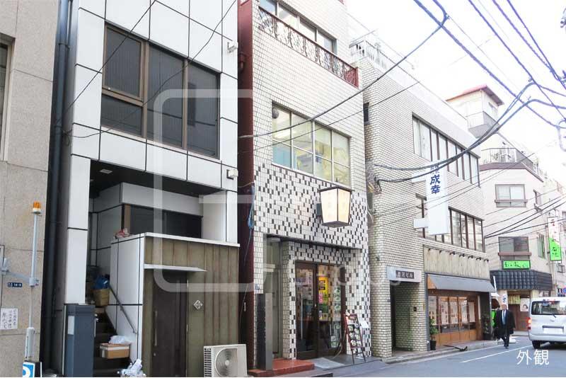 歌舞伎座至近の貸店舗事務所 201号室のイメージ