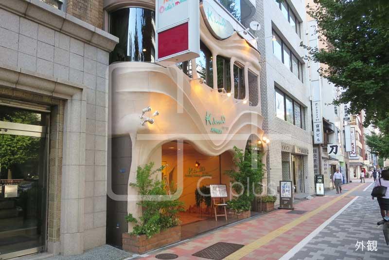 銀座2丁目昭和通りの貸オフィス 5階のイメージ