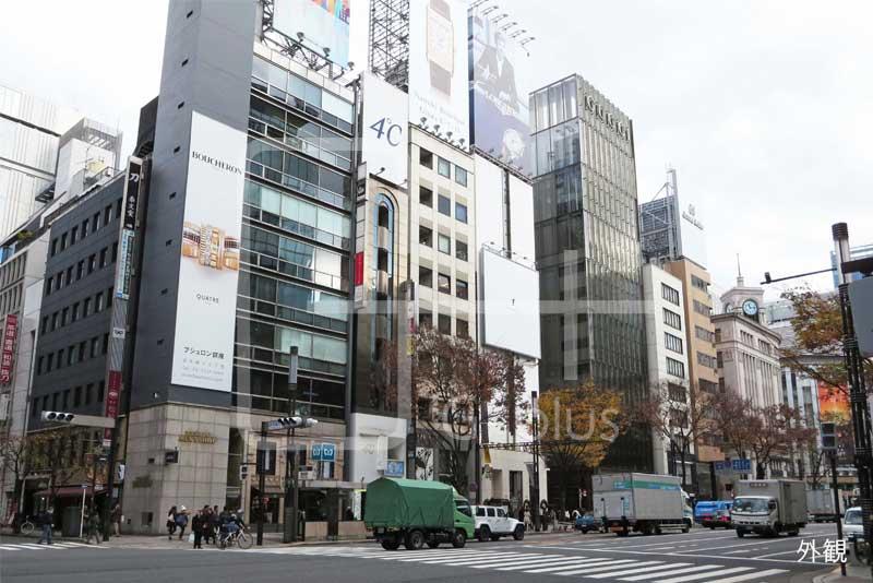晴海通りの脱毛サロン居抜き店舗 9階のイメージ