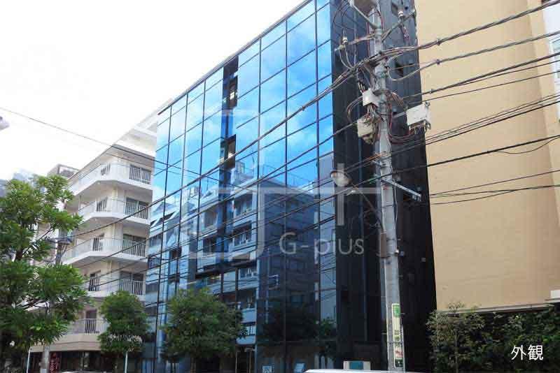 新橋6丁目の高級ガラス張りオフィス 401号室のイメージ