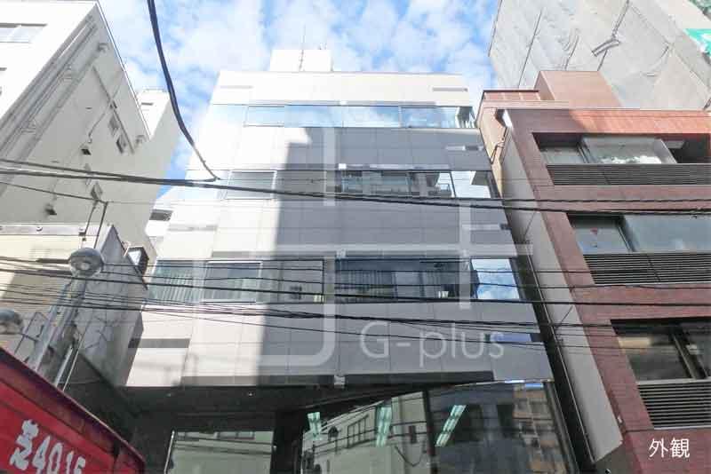 新橋6丁目34.06坪の貸事務所 2階のイメージ