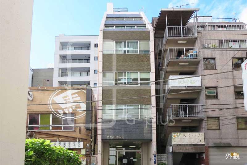 新橋3丁目焼鳥屋新規内装貸店舗 1階B室のイメージ