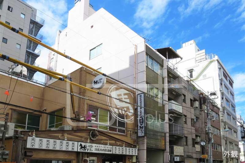 新橋3丁目寿司屋新規内装貸店舗 1階C室のイメージ
