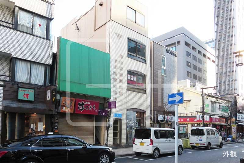 柳通り沿いの貸店舗事務所 1階のイメージ