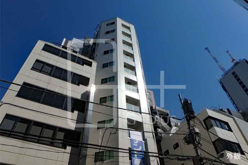 新橋5丁目の新築賃貸オフィス 1階のイメージ