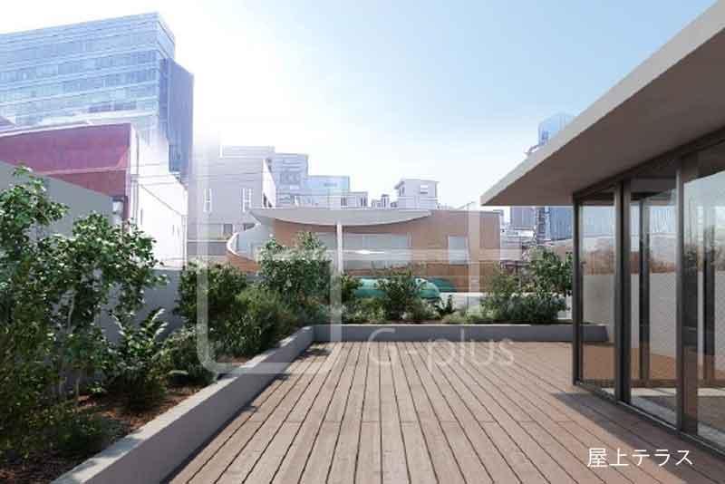神宮前5丁目新築貸店舗 2階のイメージ