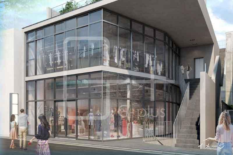 神宮前5丁目新築貸店舗 1階のイメージ