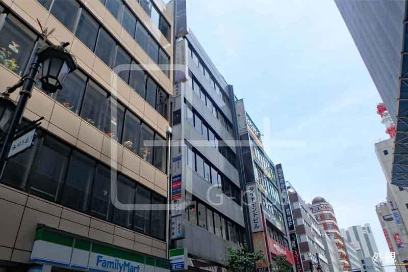 銀座5丁目みゆき通りの貸事務所 4階A室のイメージ