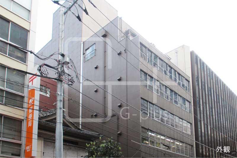 銀座3丁目歌舞伎座至近のビル 2階1号室のイメージ