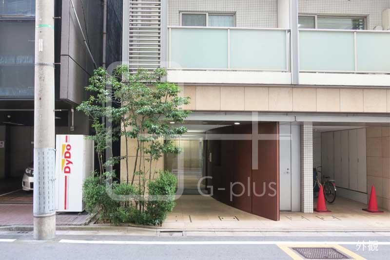 木挽町通りのマンション型事務所 801号室のイメージ