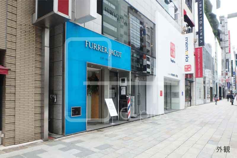 銀座1丁目中央通り店舗事務所 1階+2階のイメージ