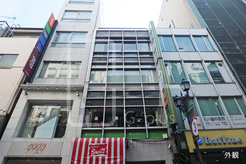 銀座3丁目ガス灯通りの貸店舗 B1階A室のイメージ
