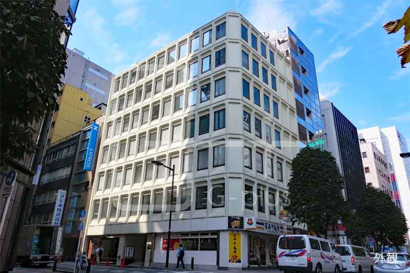 銀座マロニエ通り沿いの貸事務所 4階のイメージ