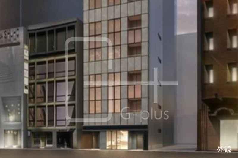 2021年8月竣工新築ビル 8階のイメージ