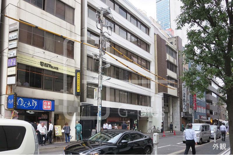 銀座木挽町通りの貸オフィス 4階F室のイメージ