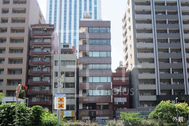 銀座4丁目36.32坪の貸事務所 3階のイメージ