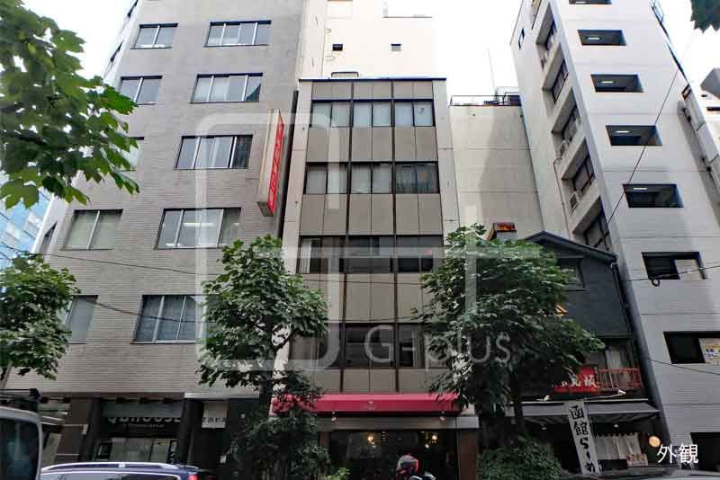 銀座2丁目コンパクト店舗事務所 2階のイメージ