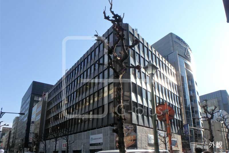 交詢社通り×コリドー通り店舗事務所 102号室のイメージ