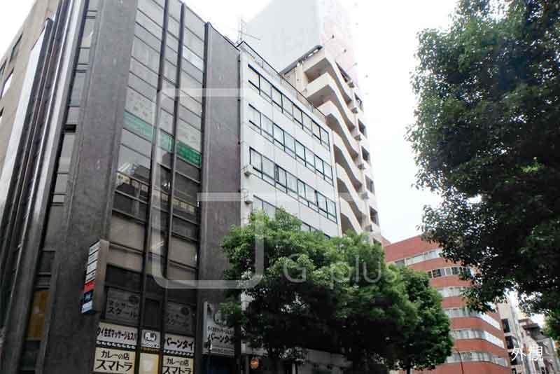 新橋赤レンガ通りの駅近事務所 3階のイメージ
