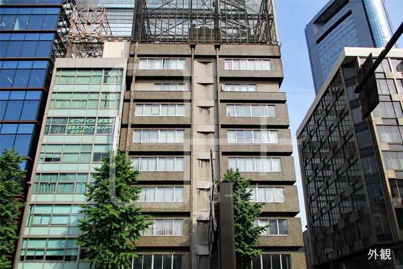 東新橋1丁目26坪の貸事務所 2階のイメージ