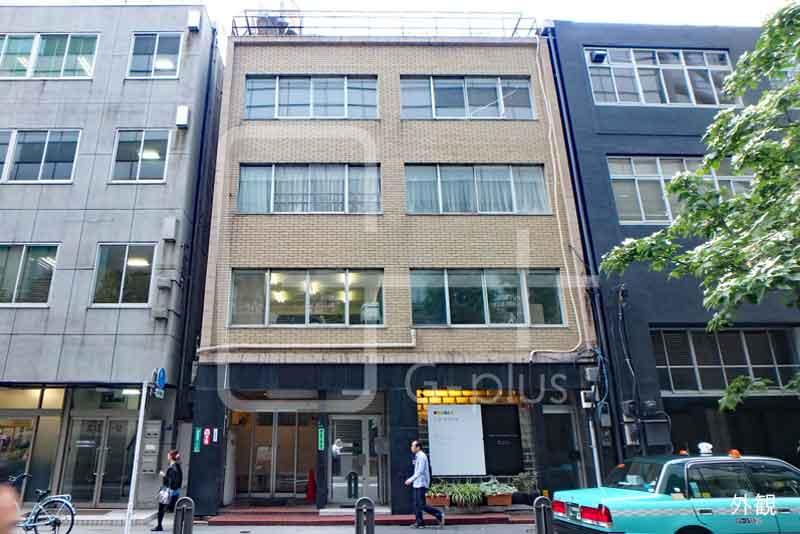 東新橋1丁目の1階店舗事務所のイメージ