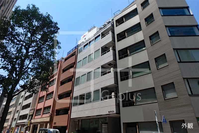 イタリア街近くのオフィスビル 5階のイメージ