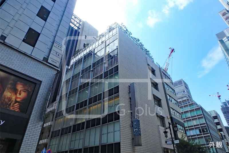 銀座6丁目脱毛サロン居抜き店舗 6階(表示は5階)のイメージ