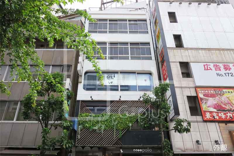 コリドー通りのバー居抜き店舗 3階のイメージ