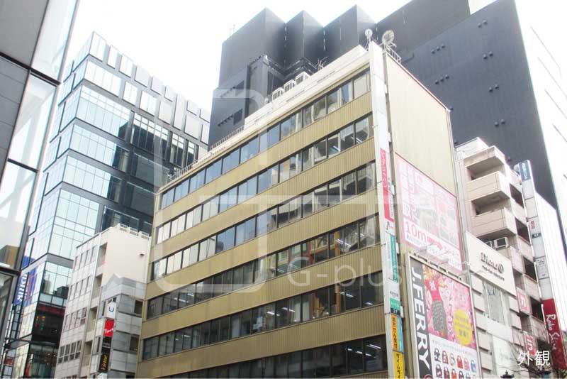 並木通り×柳通り角地の貸事務所 2階のイメージ