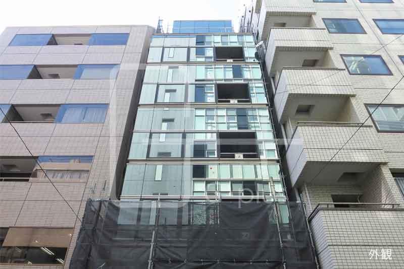 銀座2丁目内装付デザイナーズオフィス 4階のイメージ