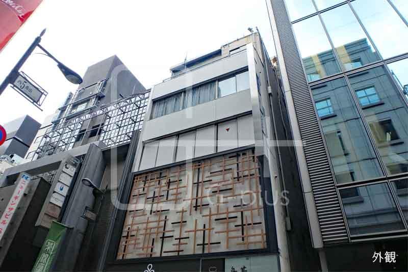 西五番街のスケルトン貸店舗 地下1階のイメージ