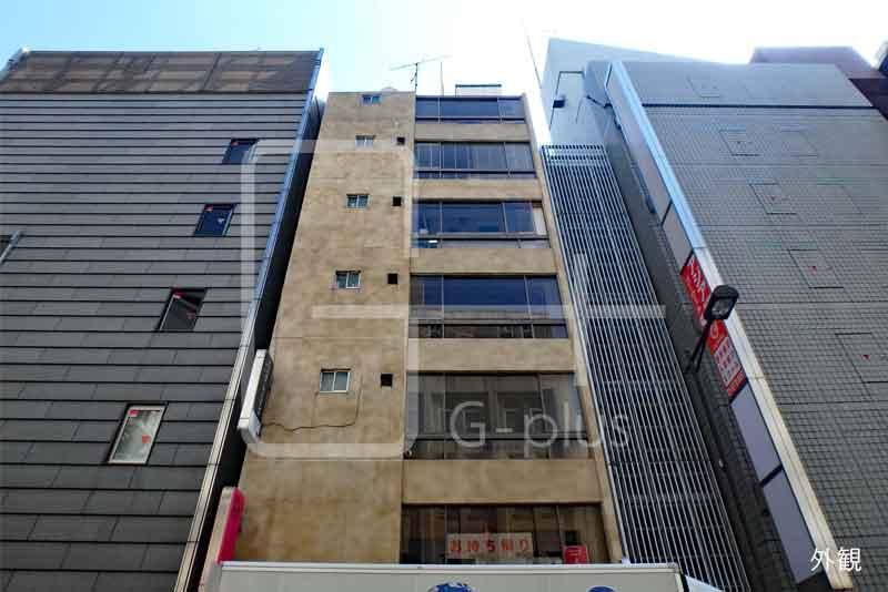 貴金属店の1階居抜き店舗のイメージ