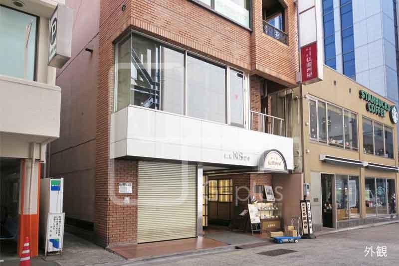 銀座松屋隣の貸店舗事務所 3階のイメージ