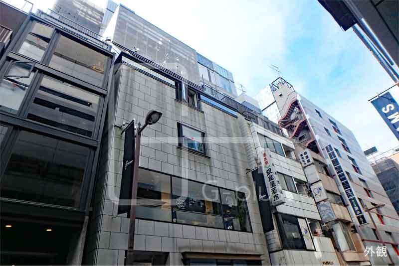 銀座レンガ通りの貸店舗事務所 4階のイメージ