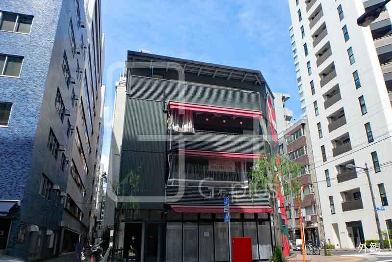 銀座1丁目10坪の1階路面店のイメージ