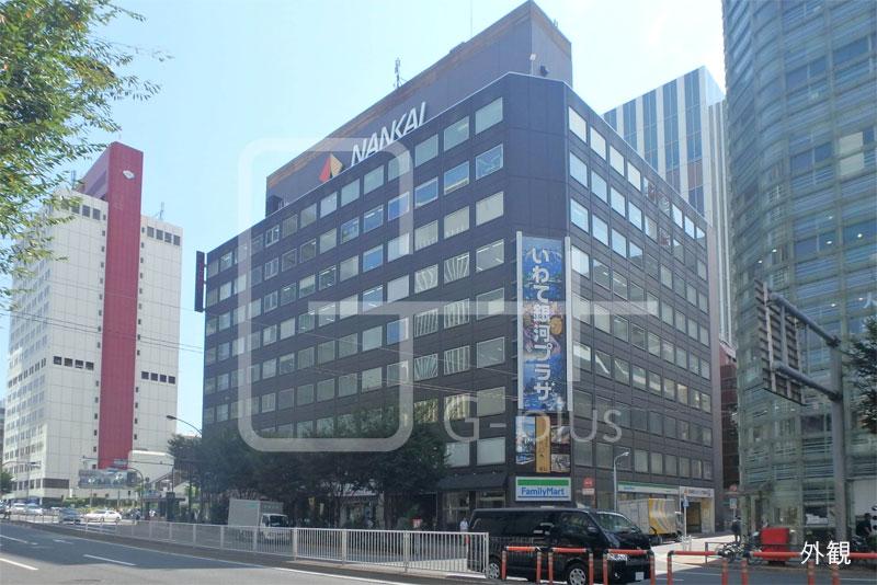 銀座5丁目歌舞伎座至近貸事務所 8階のイメージ