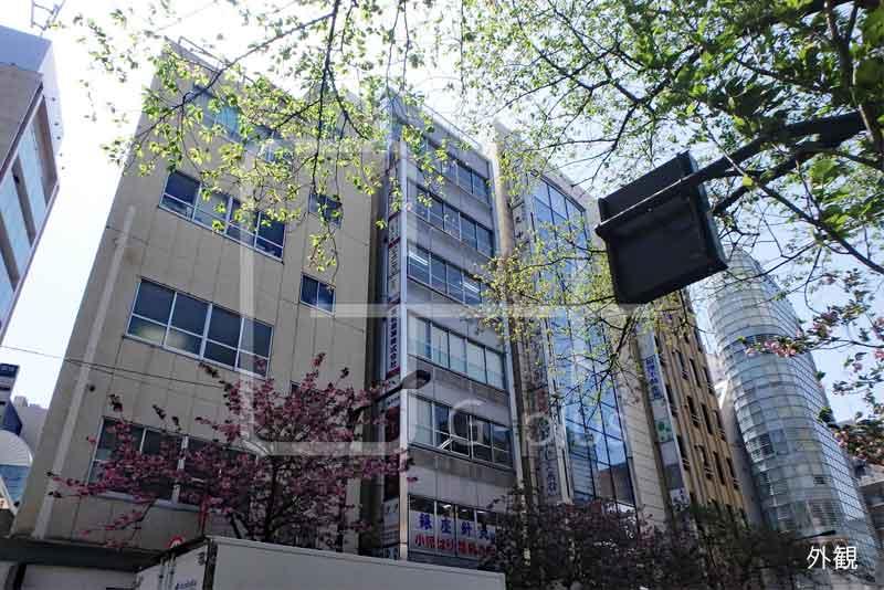 銀座1丁目桜通りの貸店舗事務所 6階のイメージ