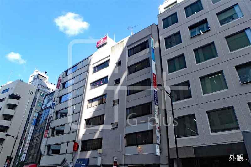 銀座三越裏の好立地貸店舗 401号室のイメージ